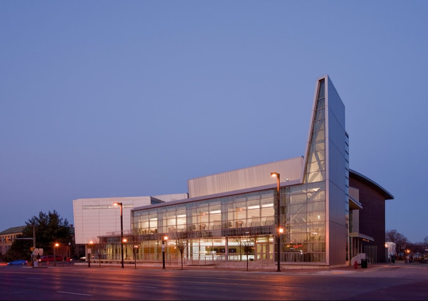 Cultural Arts Center, Silver Spring, MD - Chorsymphonica